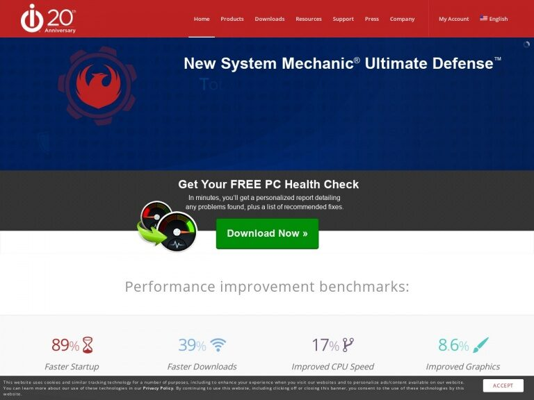 System Mechanic® Business 60% Off